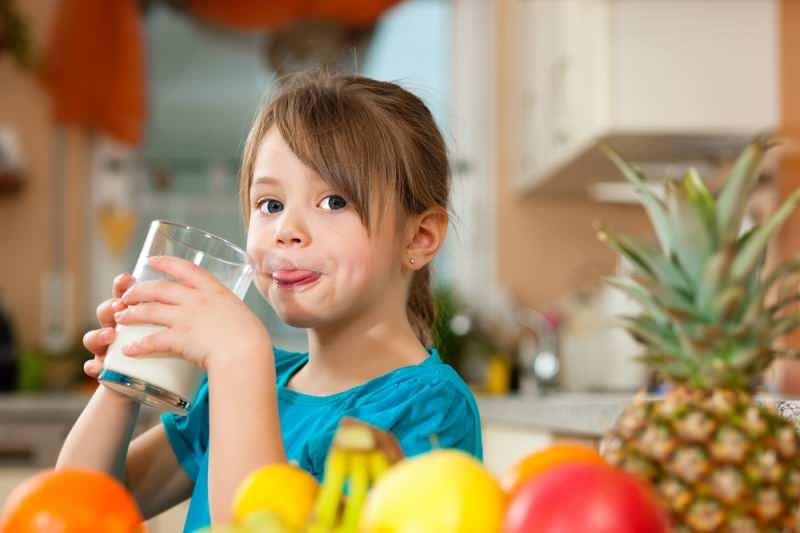 Çocuklarda sağlıklı ve dengeli beslenme