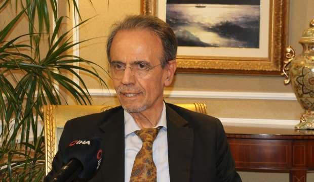 """Prof. Dr. Mehmet Ceyhan: """"Halk kurallara uyarsa yayılım 1 ayda denetim altına alınır"""" 1"""