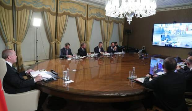 Erdoğan video konferans yöntemiyle G-20 zirvesine katılacak