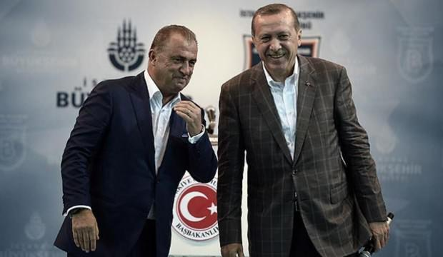 Erdoğan'dan Terim ve Albayrak'a telefon