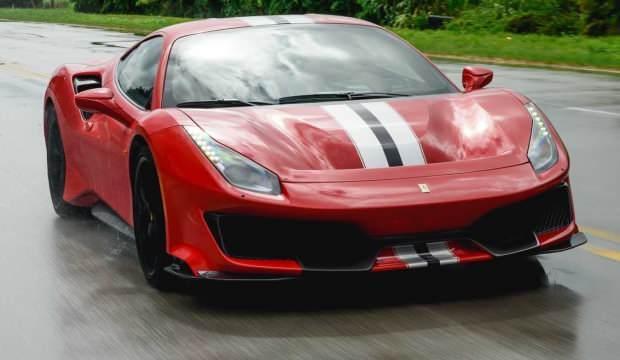 Ferrari koronavirüs için kolları sıvadı!