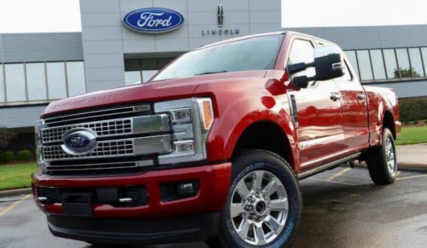 Ford 4 ülkede fabrikaları kapattı