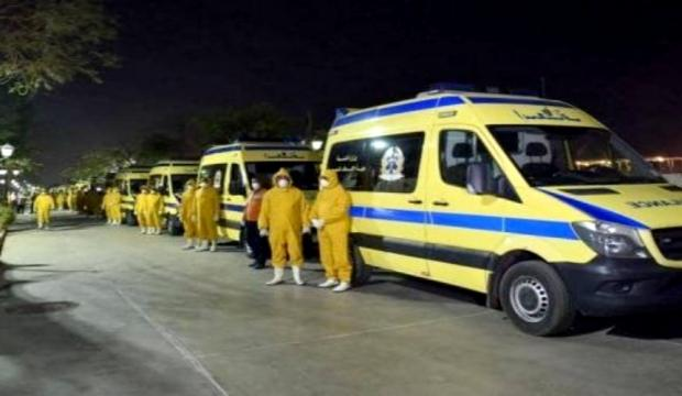 Mısır'da nakliye aracı faciası: 15 ölü