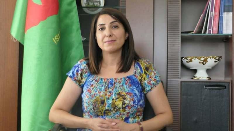 Silvan İlçe Belediye Başkanı Naşide Toprak