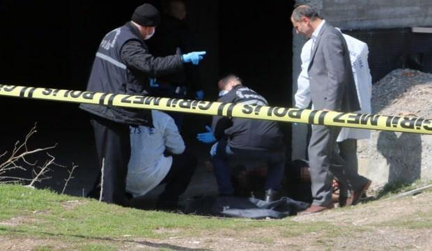 Sokakta oyun oynayan çocuklar ceset buldu!