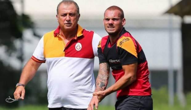 Wesley Sneijder: Kalbim ve dualarım sizinle