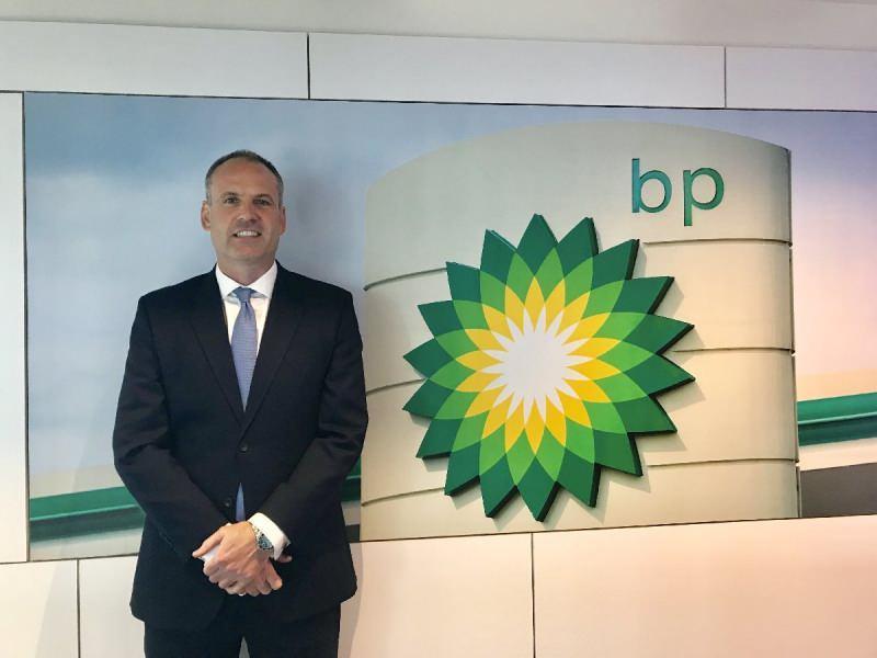 BP Türkiye Ülke Müdürü Joe Murphy
