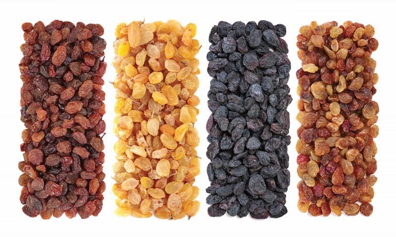 kuru üzüm çeşitleri