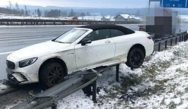 Jerome Boateng trafik kazası geçirdi!