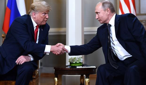 Ve Trump -Putin arasında anlaşma sağladı!
