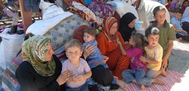 Kilis'teki Suriyelilerin en büyük isteği