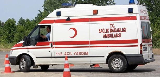Kayseri'de trafik kazası: 1 ölü, 4 yaralı