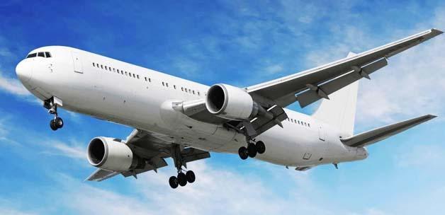 Acil iniş yapan Türk uçağında şok saldırı