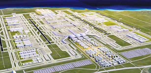 3. Havalimanının 'mania planı' tamamlandı