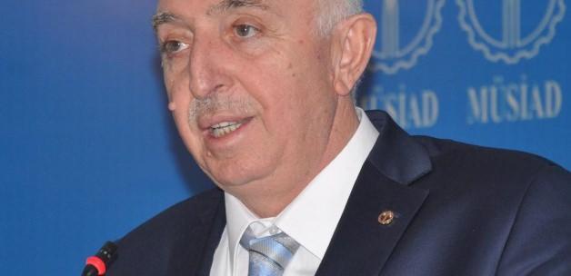 MÜSİAD Kütahya Şube Başkanı Kırdar: