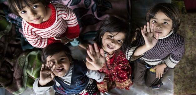 65 bin Suriyeli çocuk Türkiye'de doğdu