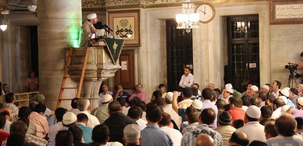 82 İl 82 Sahabî Eyyüb Sultan'a konuk oldu