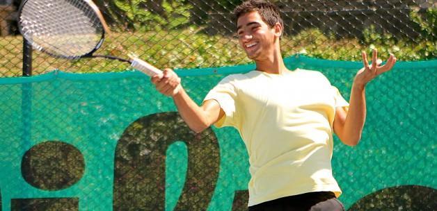 Türk tenisçi Cem İlkel şampiyon oldu