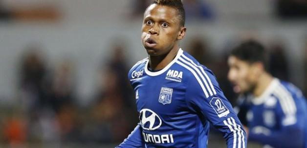 Lyon, Lorient deplasmanında kan kaybetti