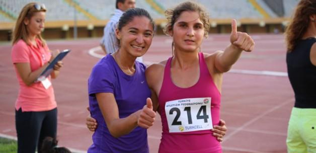 Otistik sporcudan bir Türkiye rekoru daha