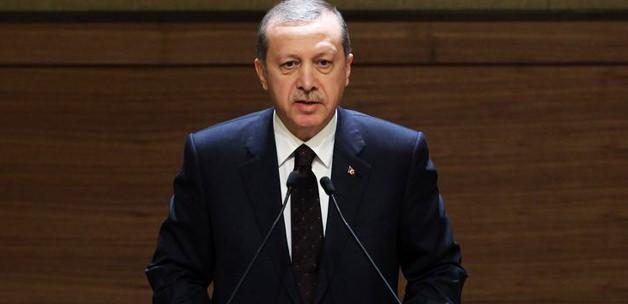 Erdoğan: Başkanlık Ahmet Bey'in de tezidir