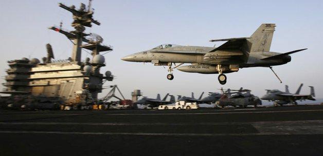 ABD öncülüğündeki koalisyon: Suriyede IŞİDe yönelik operasyonlar devam ediyor