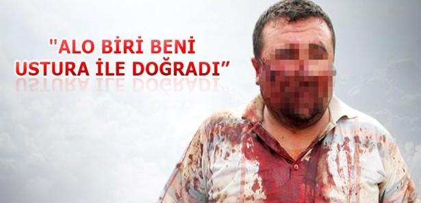 Adanada gaspçı dehşeti 43