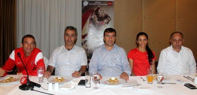TAF Başkanı Çintimar Erzurum'da