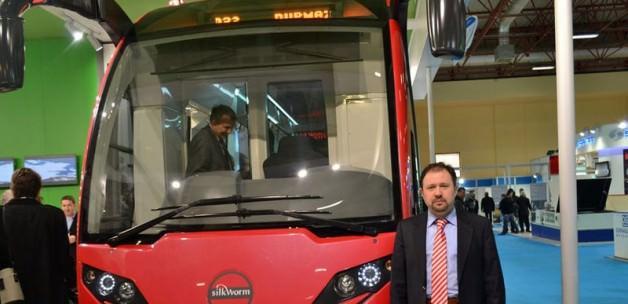 Alman devi Türkiye'de tramvay üretecek!