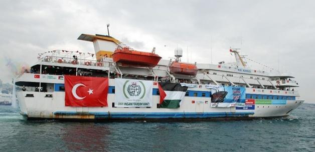 Mavi Marmara davası için skandal karar