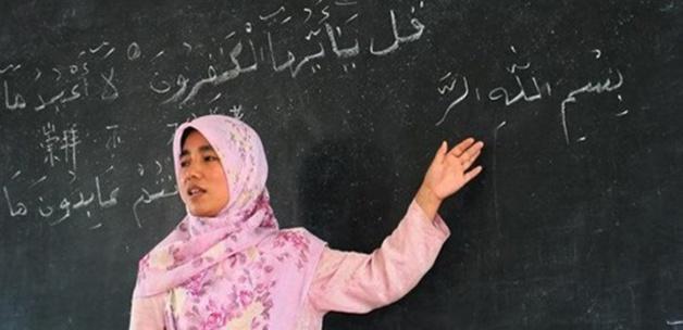 'Arapça öğretmenleri Türkiye'ye'