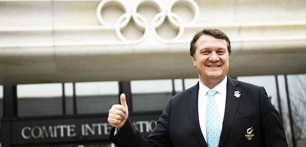 Arat, IOC'nin raporunu değerlendirdi