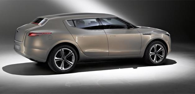 Aston Martin'den Mercedes bazlı crosover…