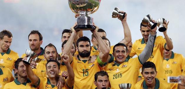 Asya Kupası'nda şampiyon Avustralya!