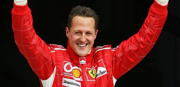 Schumacher'den güzel haber!