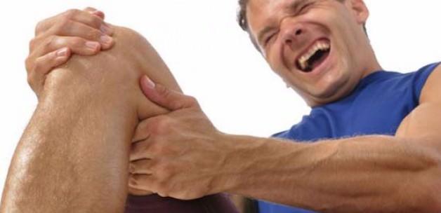 Eğer bacağınıza kramp giriyorsa dikkat edin yoksa