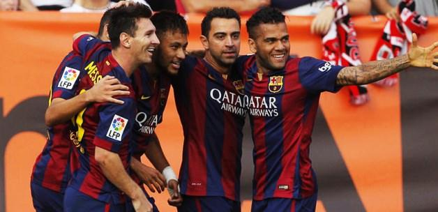 Barcelona La Liga'ya veda edebilir!