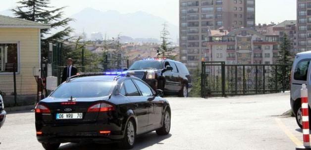 Erdoğan'ı kongreye komşuları uğurladı