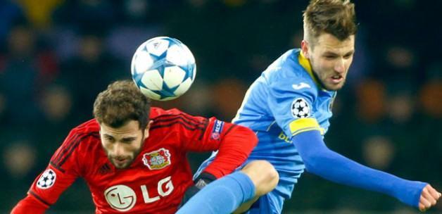 BATE kaçtı, Leverkusen yakaladı!
