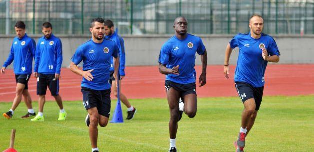 Albimo Alanyaspor'da sezon hazırlıkları