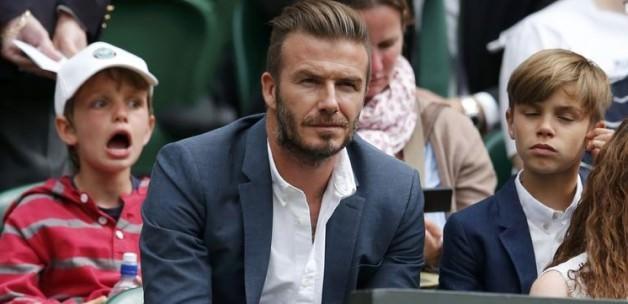Beckham: Dünya çapında bir oyuncu değildim