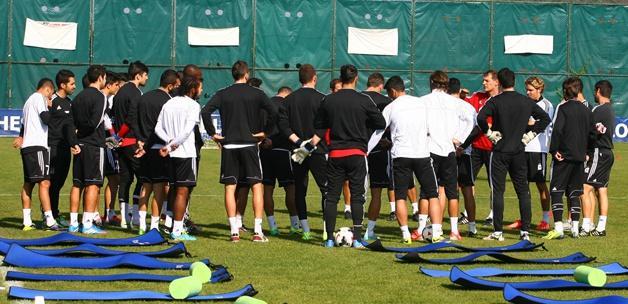 Beşiktaş, Karabükspor maçına hazır