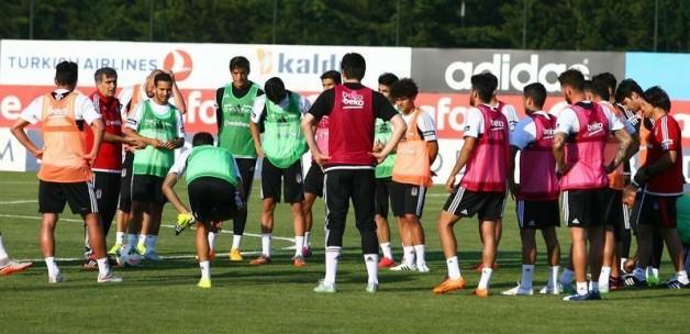 Beşiktaş'a sakatlardan müjdeli haber