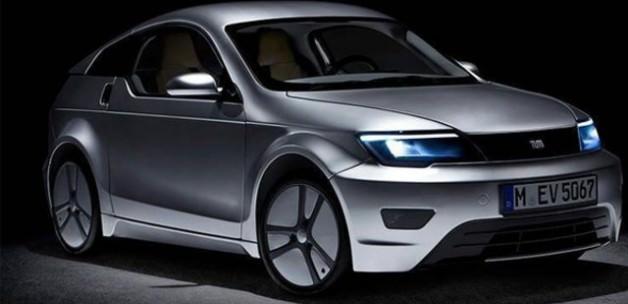 BMW ve Mercedes'ten ortak otomobil