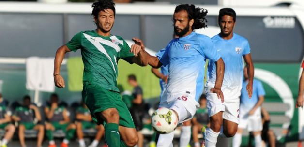 Bursaspor 2. Lig ekibini 4'ledi