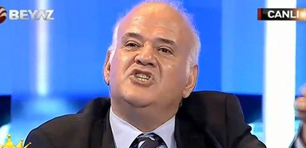 Ahmet Çakar'dan Melo tepkisi