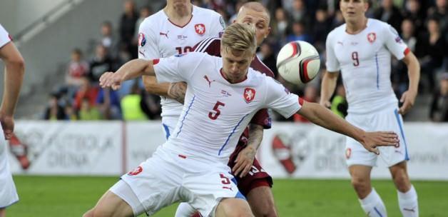 Çek Cumhuriyeti bileti kaptı