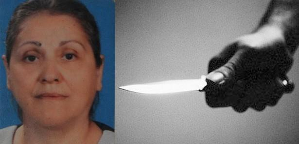 Çocuğuna bakmaya gelen annesini bıçakladı