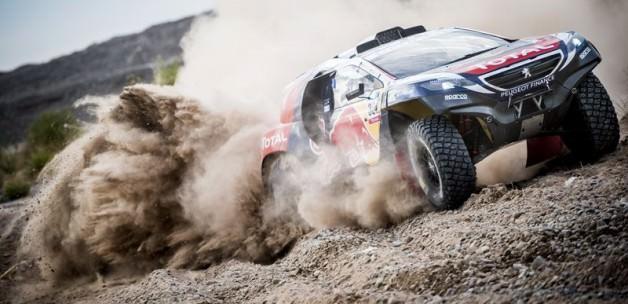 Dakar'ın 5. etabında kazananlar belli oldu