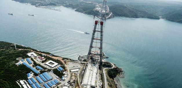 Dev projeler dünyayı Türkiye'ye hayran bıraktı
